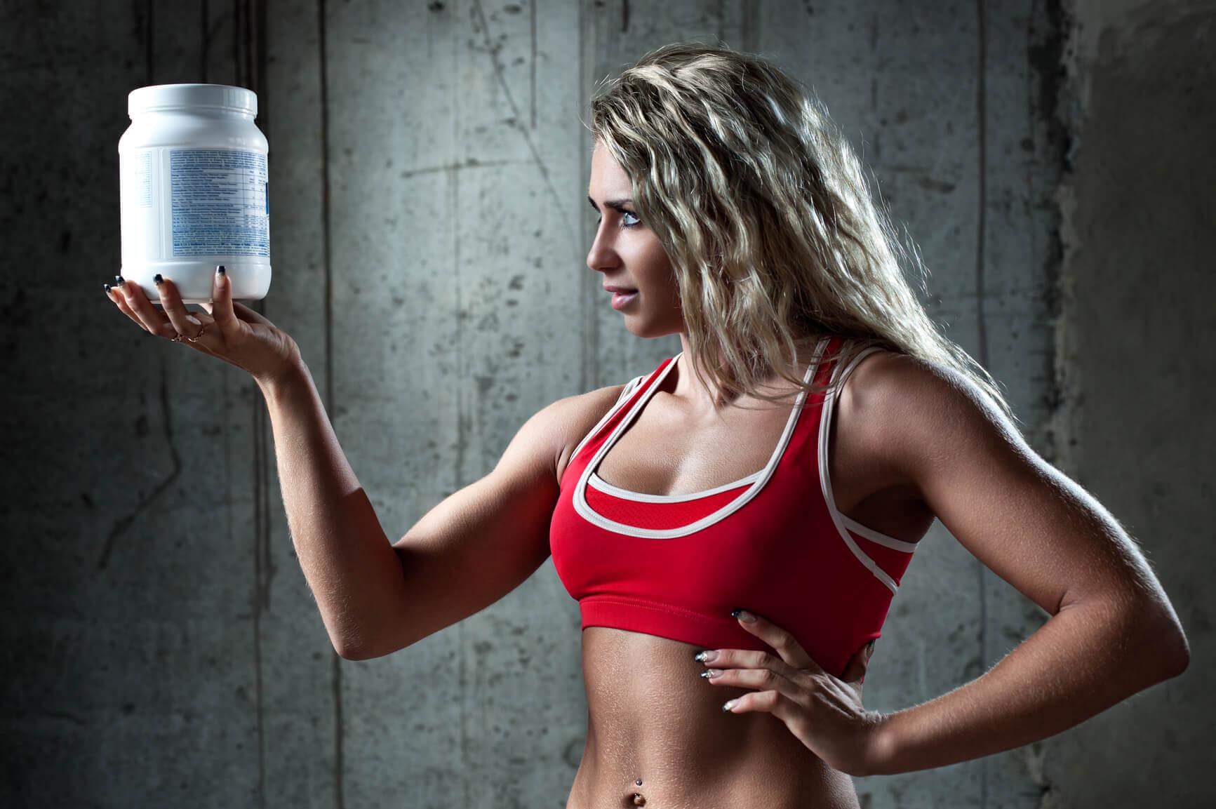Спортсмены нуждаются в белках?